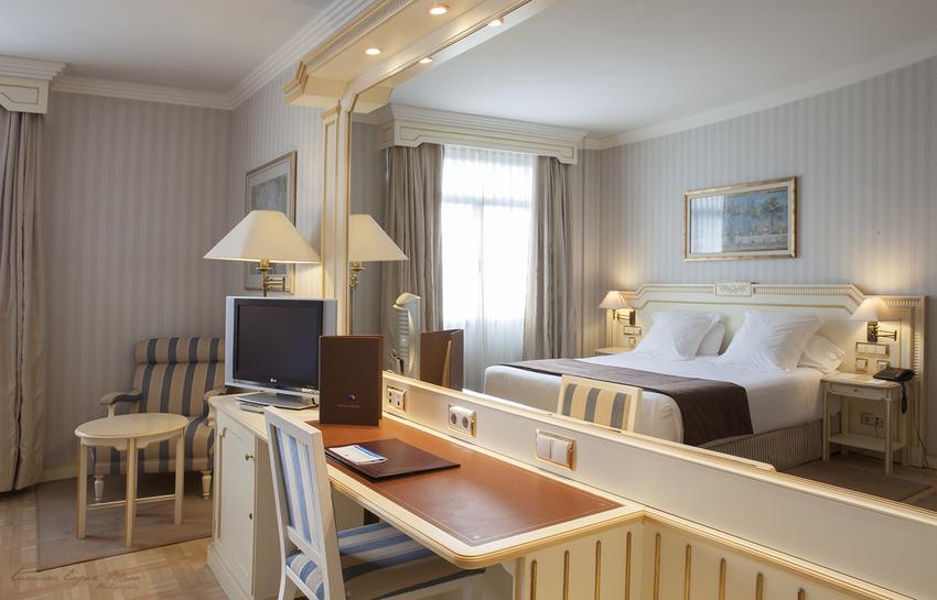 Vp Jardin Metropolitano Hotel In Madrid Bookerclub