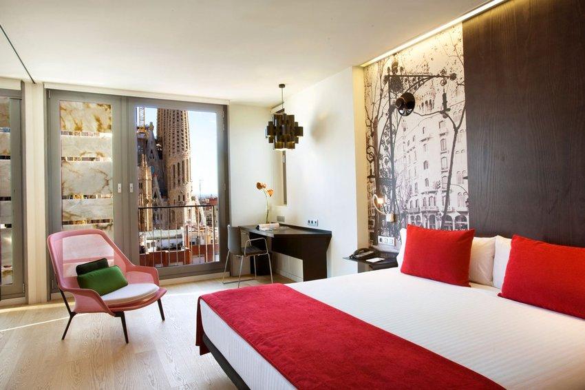 Ayre Hotel Rosellon In Barcelona Bookerclub