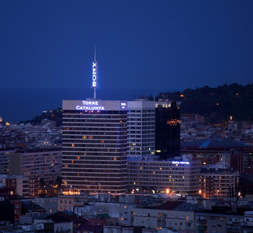 hotel torre catalunya: